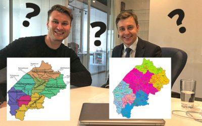 Якими будуть нові райони Львівської області та що це означає для людей