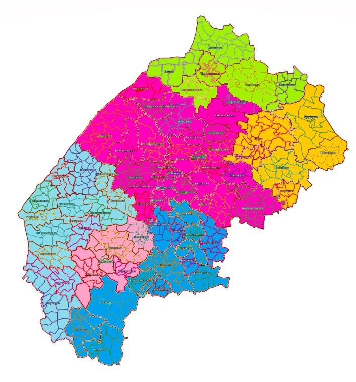 нові райони львівської області кабмін