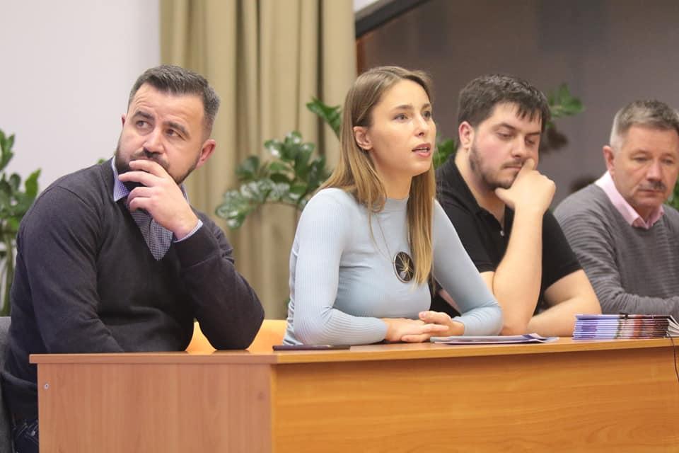 Юлія Гвоздович про ОТГ