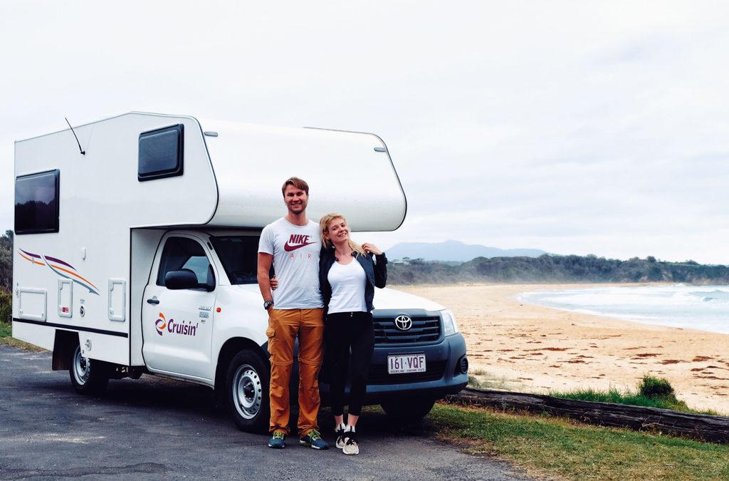 На кемпері вздовж узбережжя Австралії з Мельбурну в Сідней