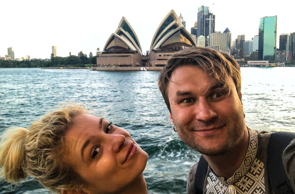 Як живуть українці в Австралії та короткий огляд Сіднею