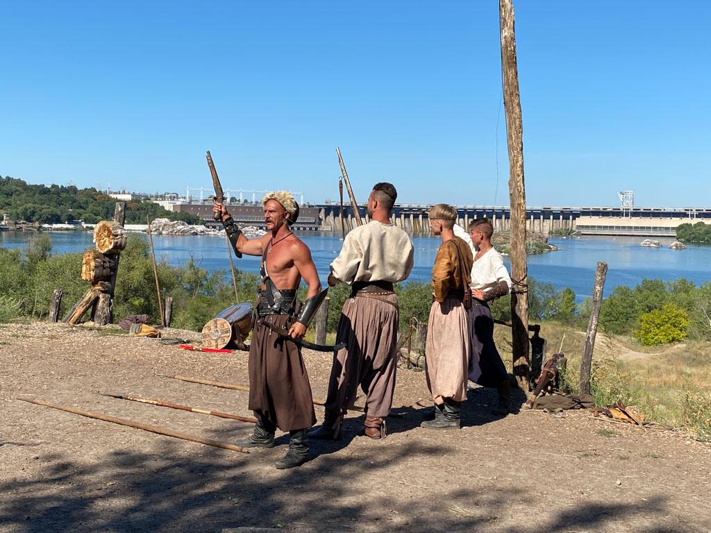 запоріжжя козаки