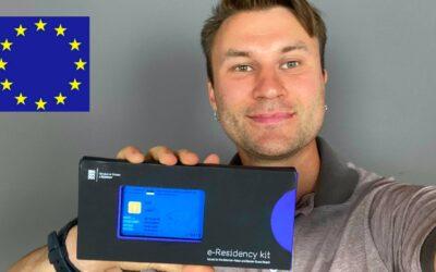 Як відкрити бізнес в Європі через Е-резидентство Єстонії. Мій досвід.