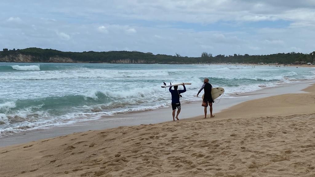 Домінікана - пляж