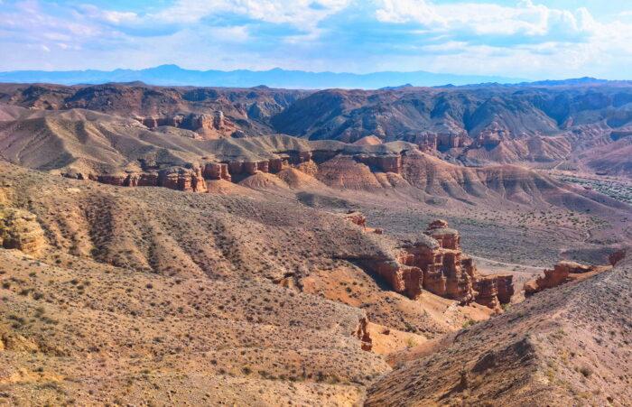 Каньйон Бестамак