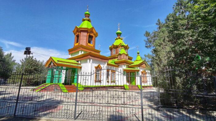Церква Іллі-Пророка в Жаркенті