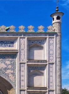 Брама Жаркентської мечеті