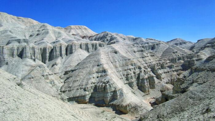 Білі гори Актау